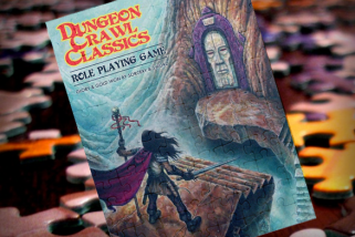 Dungeon Crawl Classics!